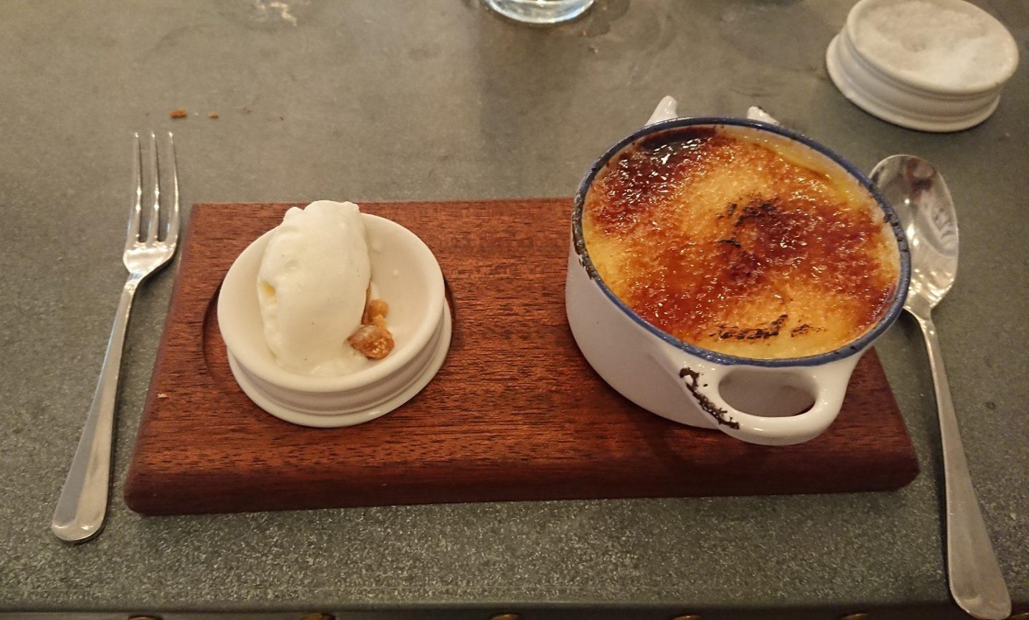 Just the Dessert