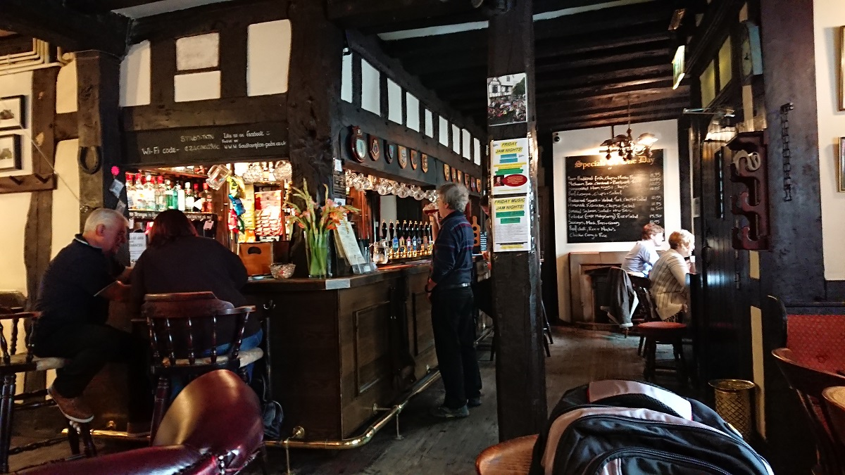 Best pubs in Hampshire