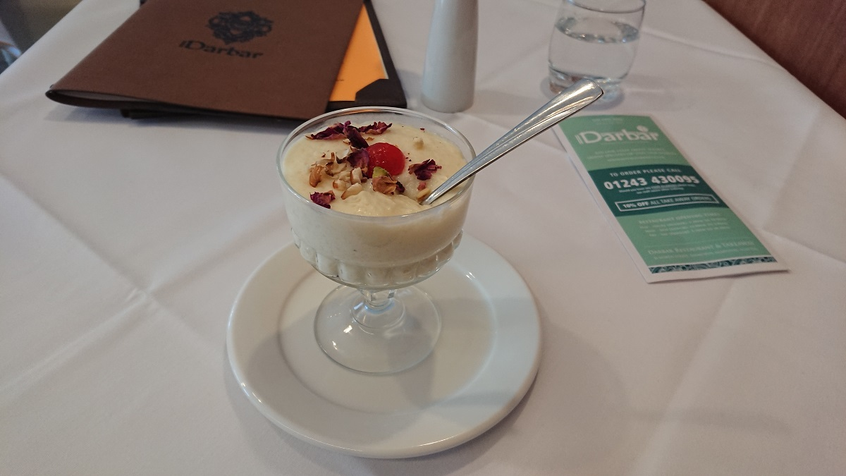 Authentic Kheer Indian rice pudding South Coast