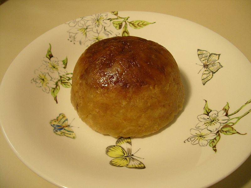 Best British traditional puddings Sussex Pond Pudding